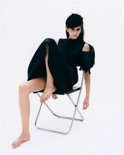 Kaia Gerber Haute Couture Cr Winter Photoshoot