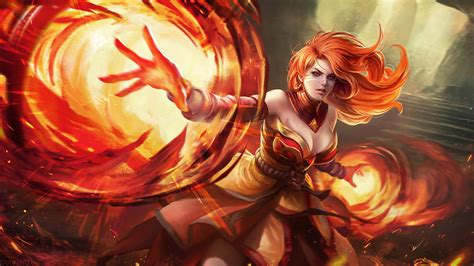 Lina Build Guide DOTA 2: Ready to set the world on fire