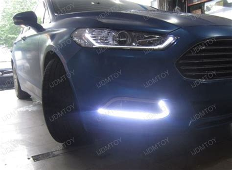 2013 2016 ford fusion high power daytime running lights