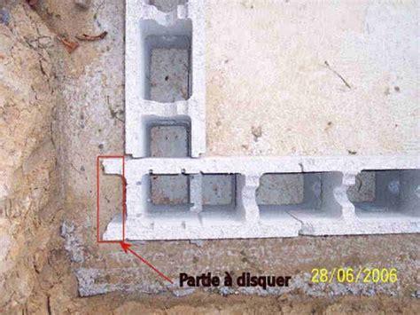 mur en agglo coffrant agglo a bancher pas cher
