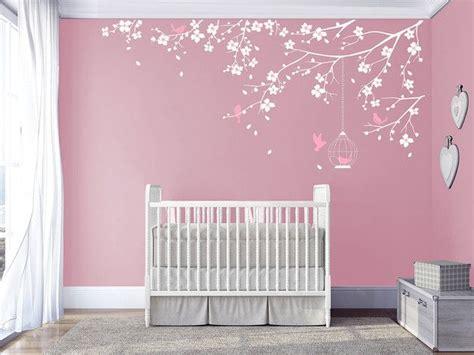 Kinderzimmer Mädchen Wand by Ein Wandtattoo Ist Eine Einfache M 246 Glichkeit Eine