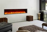 """built in electric fireplace Dynasty 79"""" Built-In Electric Fireplace 