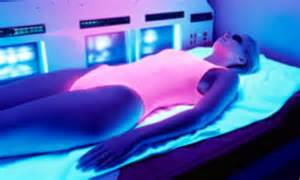 sun poisoning from tanning bed sunbed skin cancer risk is that of sunbathing