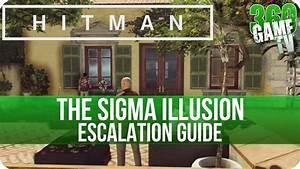 Hitman - The Sigma Illusion Escalation Level 5 - Sapienza Escalations Guides