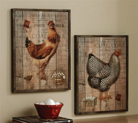 French Country Kitchens Wall Portray With Rustic Decor Accent On Reclaimed Wood Feats Egg Basket In Entryway Decorating