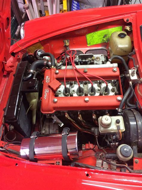 Alfa Romeo Engine by Engine Bay Overhaul Alfa Romeo Spider Alfa Romeo