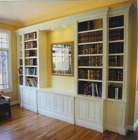 Design Bookcase by Built In Bookcase Plans Woodworker Magazine