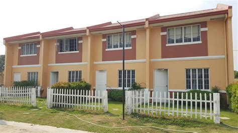 affordable house and lot thru pag ibig rent to own ready for occupancy townhouse in sta