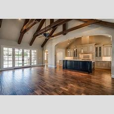 Kitchen  Living Room  Great Room  Vaulted Ceiling, Wood