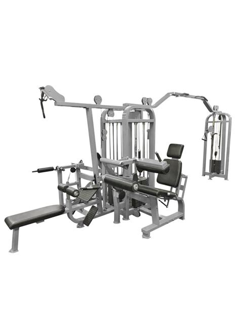 The Compact 5 Stack MultiGym  Muscle D Fitness