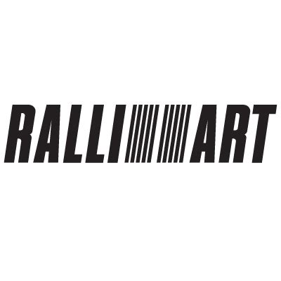 ralliart vinyl sticker 2 1 99 blunt one affordable bespoke vinyl signs and graphics