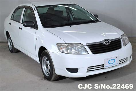 automotive air conditioning repair 2005 toyota corolla electronic valve timing 2005 toyota corolla white for sale stock no 22469 japanese used cars exporter