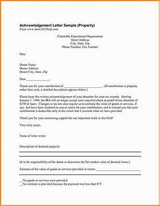 4 charity donation letter template driver resume With letter to charity with donation of money