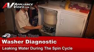 Washer Diagnostic