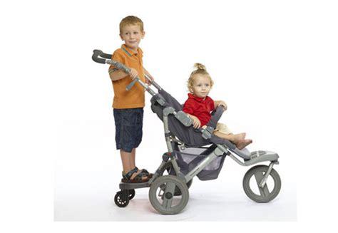 step pedana ez step la pedana universale per trasportare due bambini
