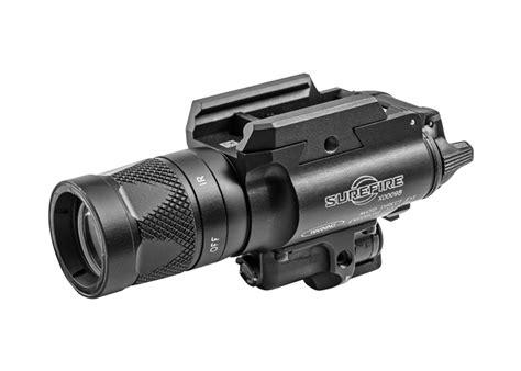 surefire laser light combo xdm surefire x400v a irc led weaponlight white ir ir laser
