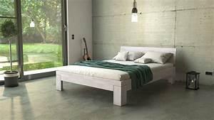 Massivholzbett Weiß 180x200 : sam massivholzbett doppelbett buche wei lasiert 140 x 200 cm sara ~ Sanjose-hotels-ca.com Haus und Dekorationen