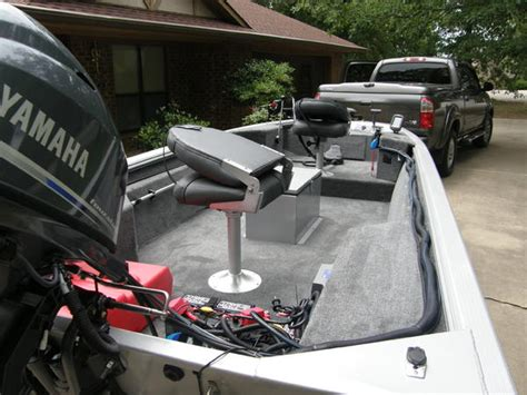 My New Xpress Crappie Boat