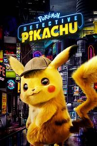 Pok U00e9mon Detective Pikachu  2019