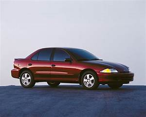 2001 Chevrolet Cavalier Pictures, History, Value, Research ...