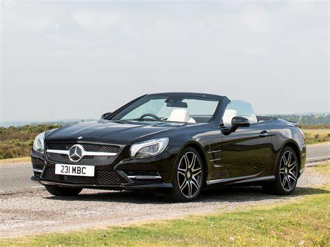 Mercedes-benz Details New Sl 400 Roadster