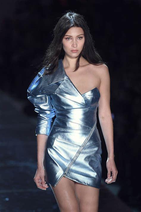 bella hadid attends alexandre vauthier haute couture