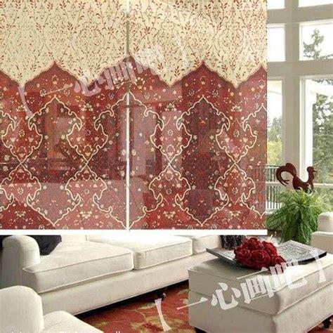 Homeofficedecoration  Diy Hanging Fabric Room Divider