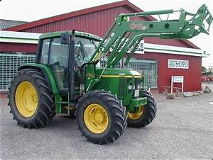 John Deere 6410 Premium Wheel Tractor From France For Sale