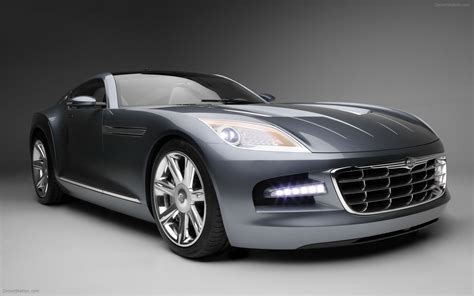 Chrysler Car : Chrysler Firepower Concept Widescreen Exotic Car Image