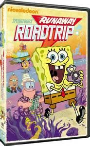 Spongebob SquarePants DVD