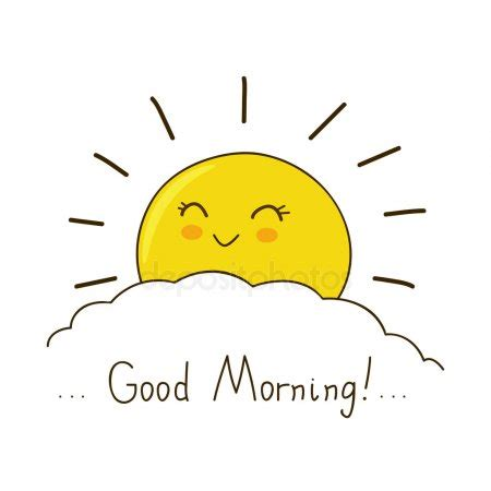 Morning Clipart Morning Stock Vectors Royalty Free Morning