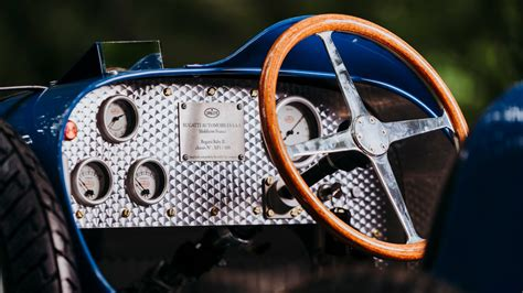 With the bugatti baby ii, we invite a young generation of enthusiasts to fall in love with the as mentioned above, bugatti will produce just 500 copies of the baby ii with prices for the base model. Bugatti Baby II Revealed at Bugatti's 110th Anniversary