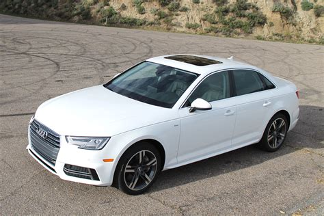 2018 Audi A4  News, Reviews, Msrp, Ratings With Amazing