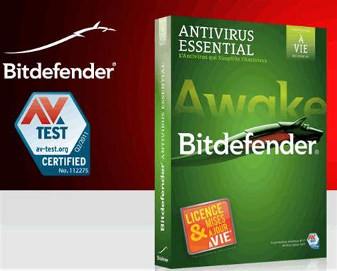 Antivirus A Vie by Bitdefender Antivirus Essential La Protection 224 Vie