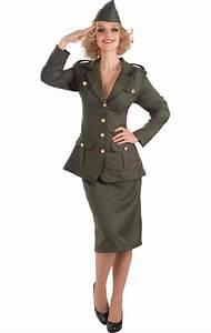 Women's Ww2 Army Uniform | Jokers Masquerade