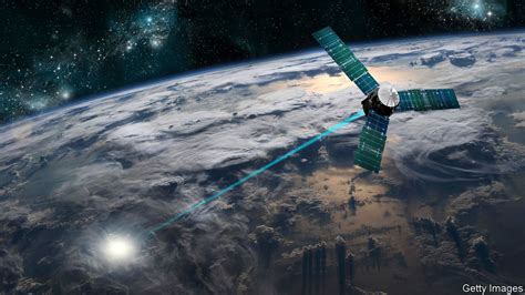 pentagon  satellites  laser beams attached