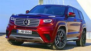 Mercedes Benz GLG Concept O Sa Fie Lansat In 2020