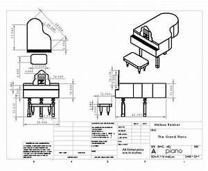 C M Piano : grand piano cad drawing piano pinterest ~ Yasmunasinghe.com Haus und Dekorationen