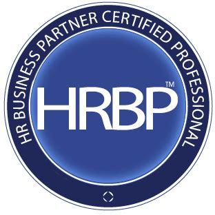 hr business partner certification program hrbp