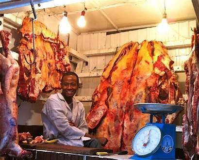 Meat Market Butcher Africa Debbie Sample Clue