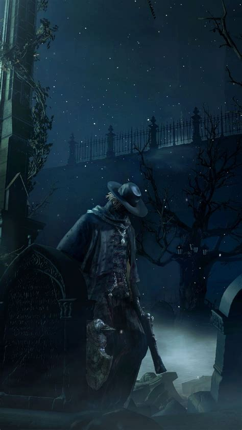 wallpaper bloodborne gameplay review screenshot