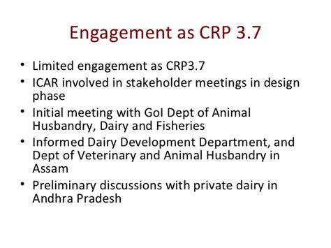 update  smallholder dairy  chain development  india