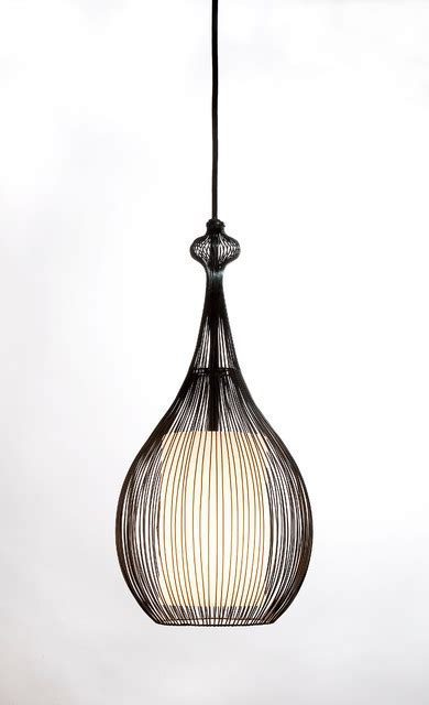 paavo pendant black with white glass shade