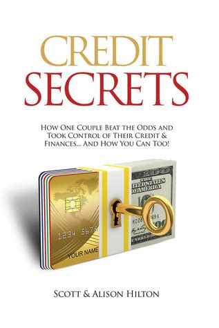 credit secrets  scott hilton