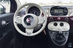 Fiat 500 Interieur : photo fiat 500 2015 fiat 500 2015 001 ~ Gottalentnigeria.com Avis de Voitures