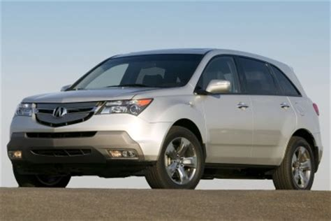acura mdx suv pricing features edmunds