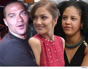 So Jesse WIlliams Left his Wife for a White woman ...
