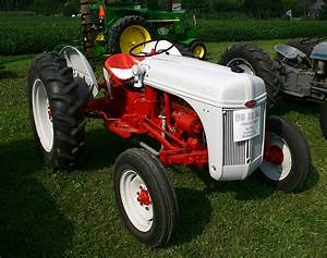 Ford N-series Tractor