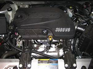 Chevy Impala 3 5l V6 Engine