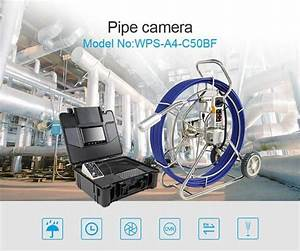 Wopson Drain And Sewer Camera Inspection System